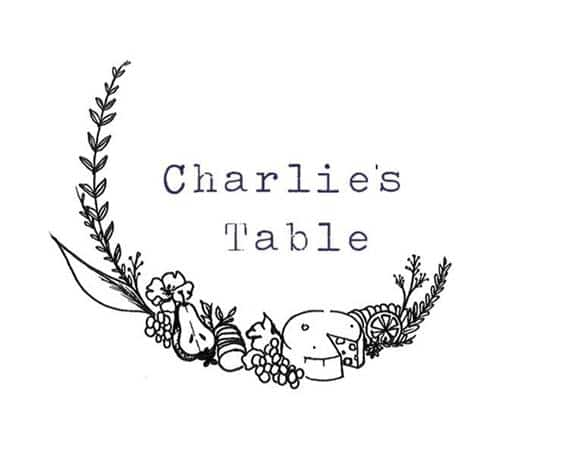 Charlies Grazing Table Logo