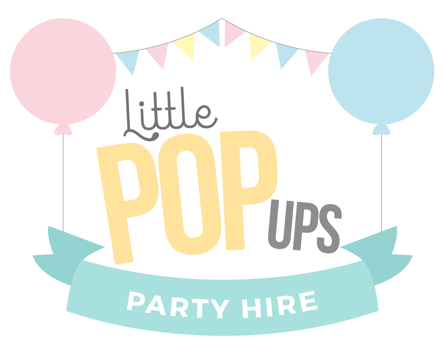 Little Pop ups Logo
